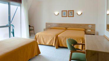 hotel A Lanzada
