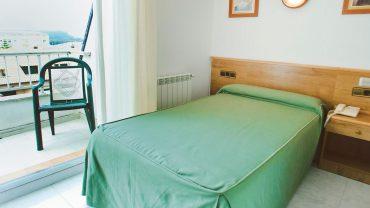 habitación individual Hotel Sanxenxo
