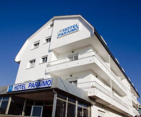 Hotel en A Lanzada